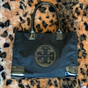 Black Tory Burch small tote bag